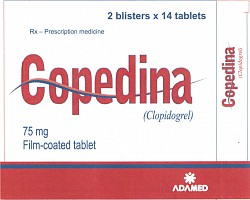 Copedina (Clopidogrel 75mg)